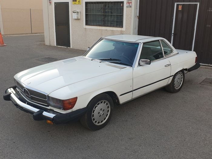 Mercedes-Benz - 450 SL - 1983