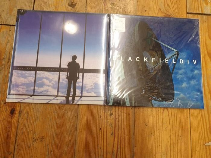Blackfield - IV    Welcome To My DNA    - Multiple titles - LP's - 2011/2013
