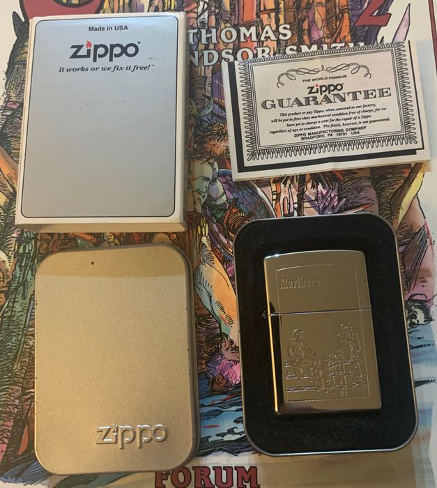 Zippo - Pocket lighter - Collection of 1