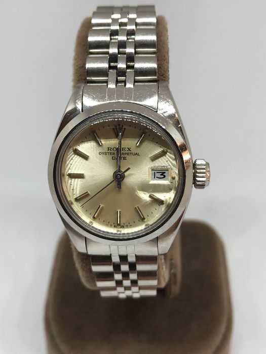Rolex - Oyster Perpetual Date  - 6916 - Donna - 1970-1979