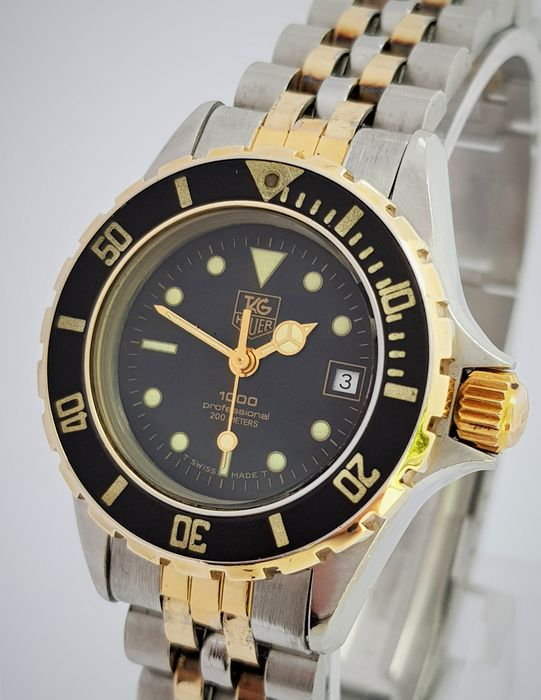 TAG Heuer - 1000 Series Professional 200m  - Ref.  980.028N - No Reserve Price - Donna - 2011-presente