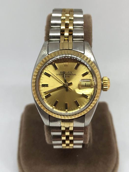 Rolex - Oyster Perpetual Date - 6917 - Donna - 1970-1979