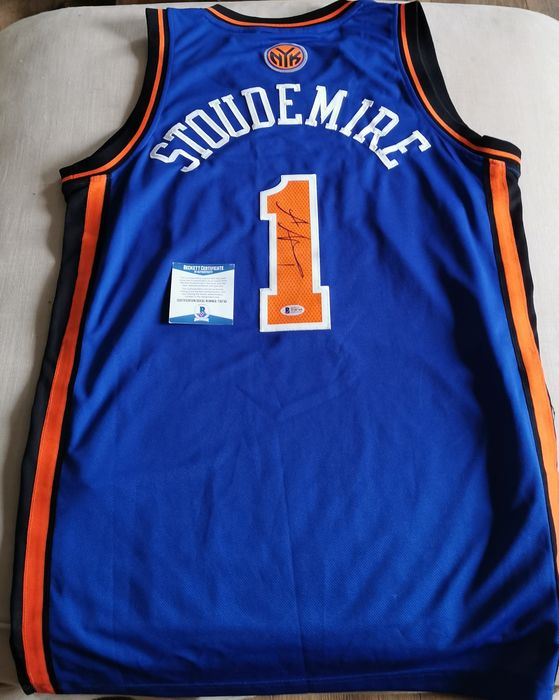New-York Knicks - NBA Basketbal - Amare Stoudemire - basketball jersey