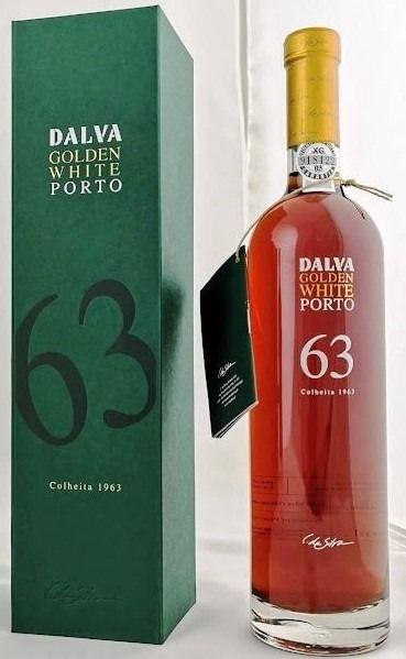1963 Dalva Golden White, C. da Silva Colheita Port - 1 Jennie (0,5 L)