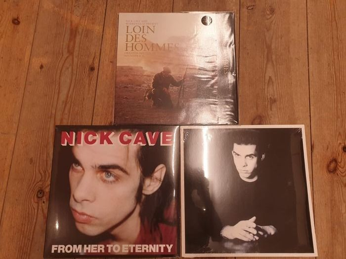 Nick Cave & Related - From Her To Eternity || The Firstborn Is Dead || Loin Des Hommes ||  - Multiple titles - LP's - 2014/2015