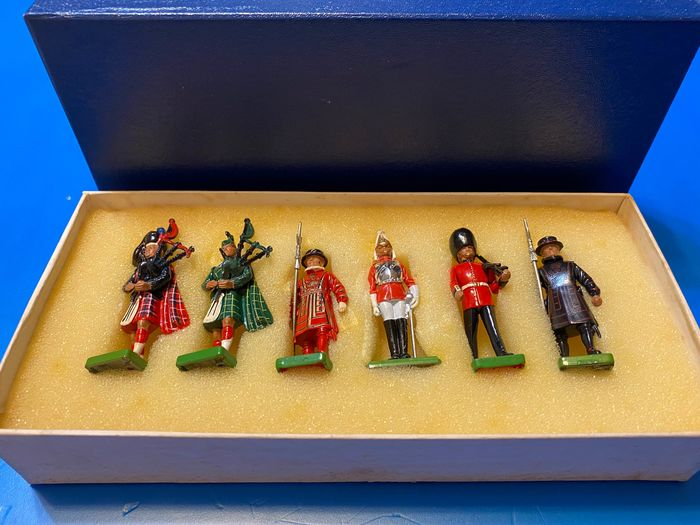 Britains - Personnage All the Queen's Men - Unknown