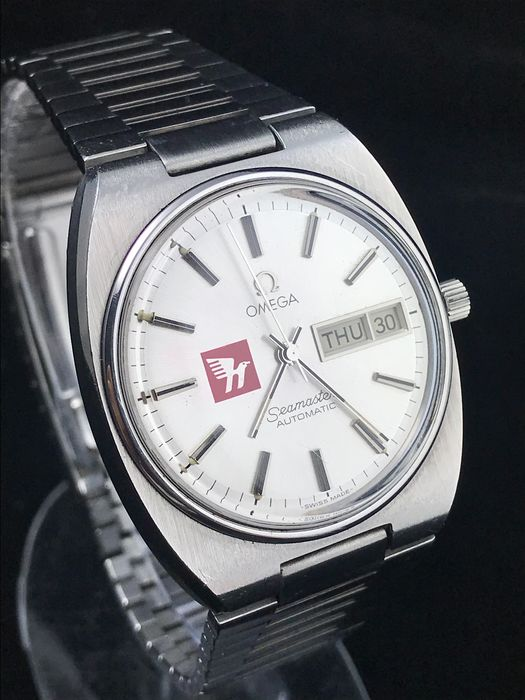 Omega - Seamaster  Automatic von 1982 Limited Edition - 166.0216.3 - Homme - 1980-1989