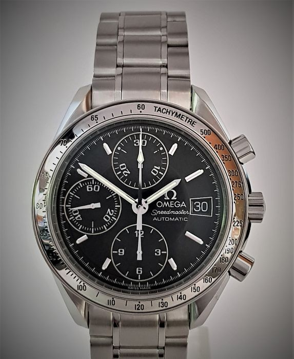 Omega - Speedmaster Automatic Chronograph - 3513.50 - Homme - 1990-1999