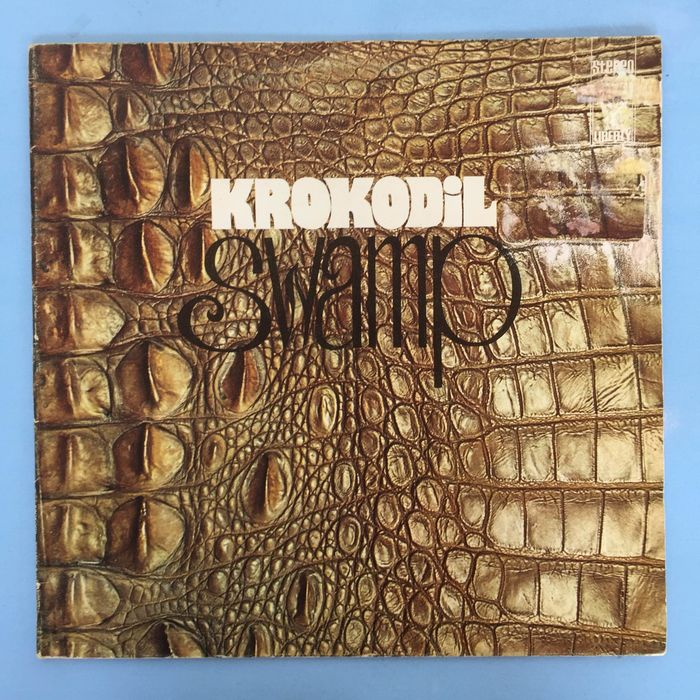 Krokodll - Swamp - LP Album - 1969/1969