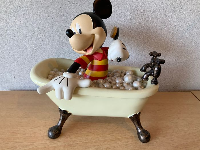 Disney - Beeld - Mickey in bad