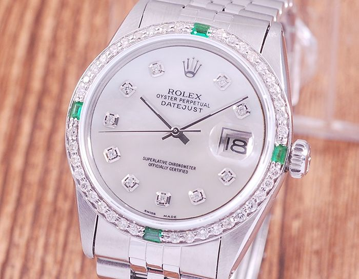 Rolex - Oyster Perpetual Datejust  - 1601 - Men - 1980-1989