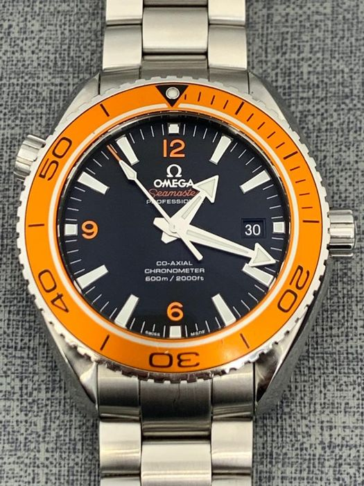 Omega - Seamaster Planet Ocean Co-Axial 600M - 232.30.46.21.01.002 - Men - 2011-present