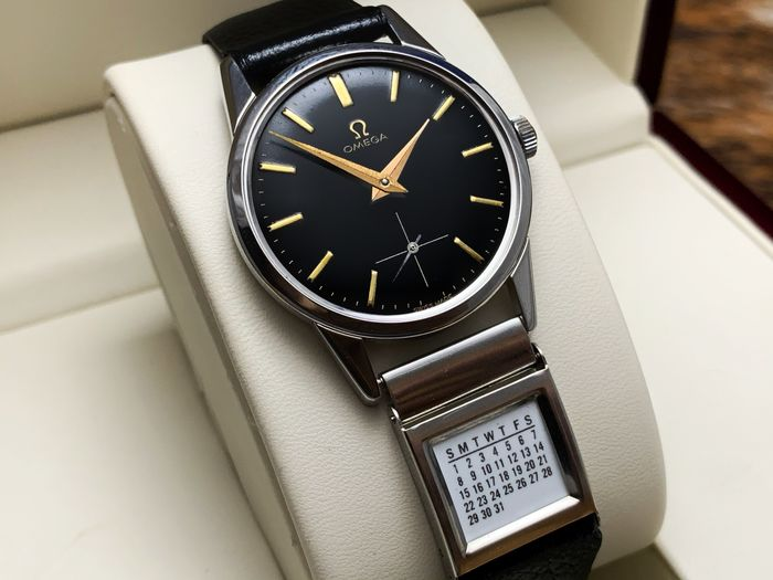 Omega - 268 classic vintage Dress Watch - 14391 - - Homme - 1950-1959