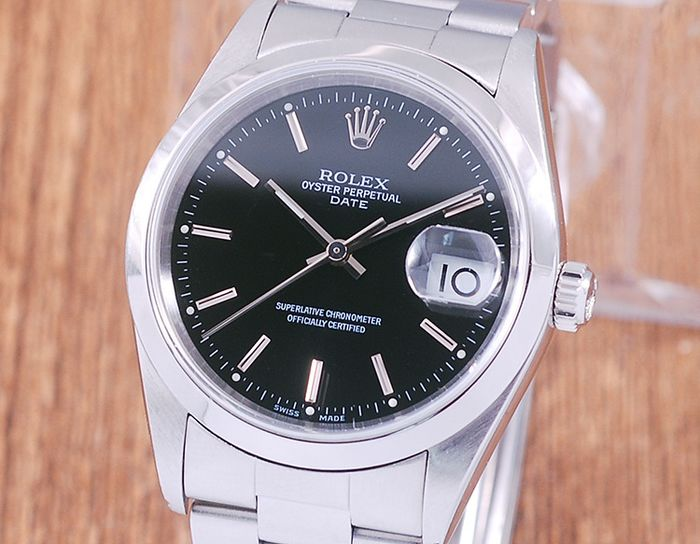 Rolex - Oyster Perpetual Date - 15200 - Uomo - 2000-2010