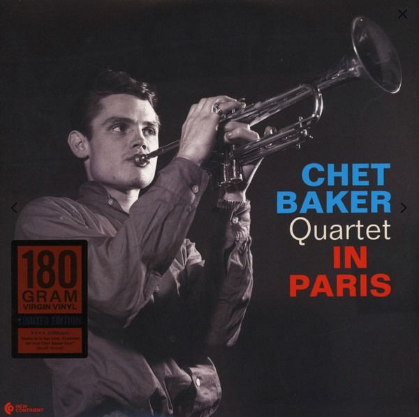 Chet Baker - Multiple titles - 2xLP Album (double album), LP's - 2017/2019