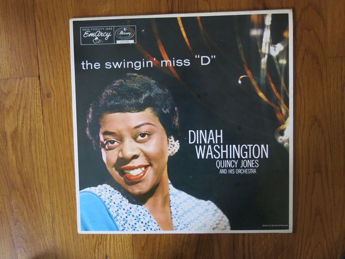 Count Basie, Dinah Washington, Louis Armstrong, Various Artists/Bands in Jazz - Multiple artists - Multiple titles - LP's - 1953/1976