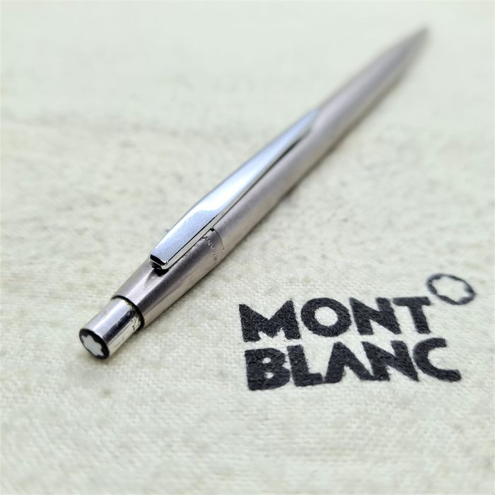 Montblanc - Noblesse ballpoint pen - 1990's - New Montblanc filling