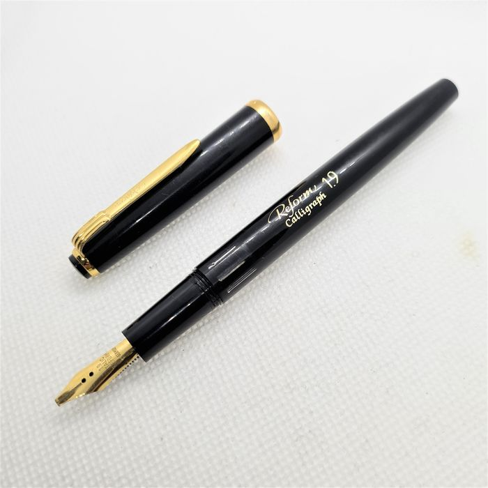 Reform - Calligraphy 1.9 - Fountain pen - Gold plated steel nib (OBBB)