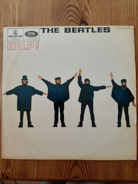Beatles - Help, first MONO press, the Hamburg Tapes, volume 2 and 3 - Multiple titles - LP's - 1983/1965