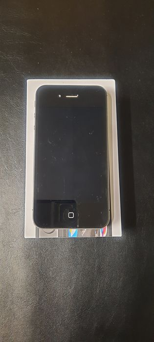 Apple iPhone 4S, Black - Mobile phone