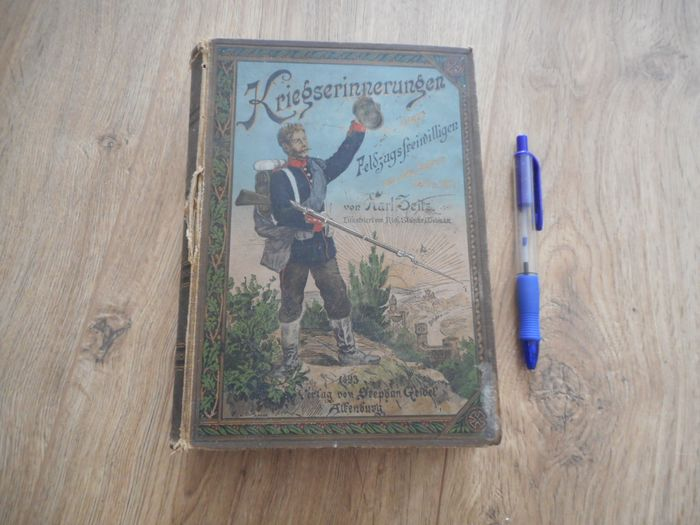 Germany - Army/Infantry - Book - 1893