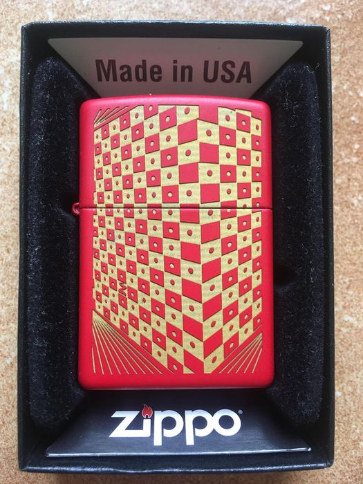 Zippo - Lighter - Pop Culture LIMITED EDITION of 1