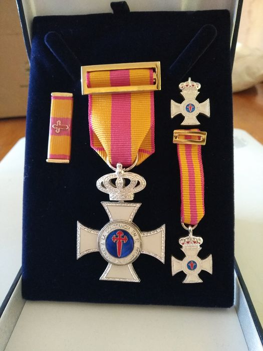 Spain - Air, Ground, Navy and Civil Guard Army - Medal