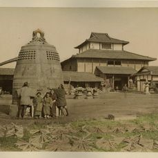 Anonyme - Japon, Temple of Toyotomi Hideyoshi