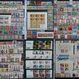 Ventes de timbres internationaux