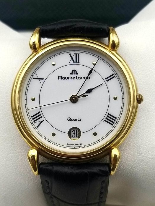 "Maurice Lacroix - ""NO RESERVE PRICE""  - Ref 92124 - Homme - 1990-1999"