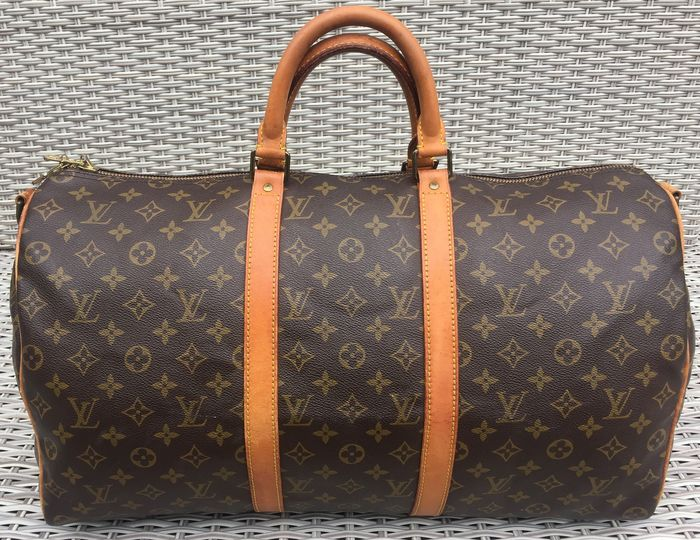 Louis Vuitton - Keepall 50 Weekend bag