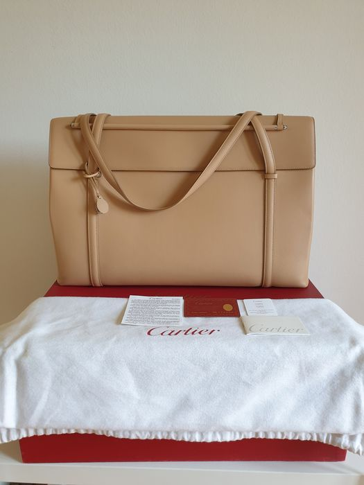 Cartier - Cabochon Shopper bag