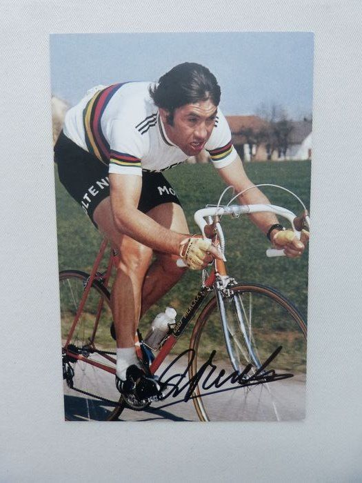 Cycling - Eddy Merckx - Photograph