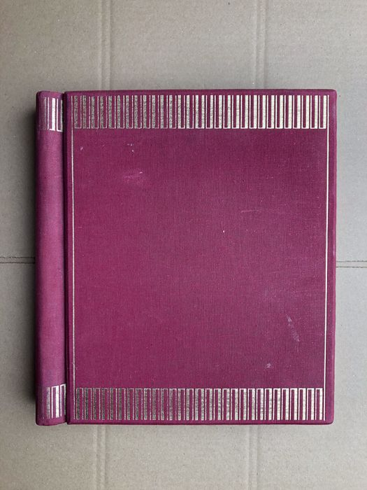 Switzerland 1854/1997 - in a clamp binder with Davo Pages