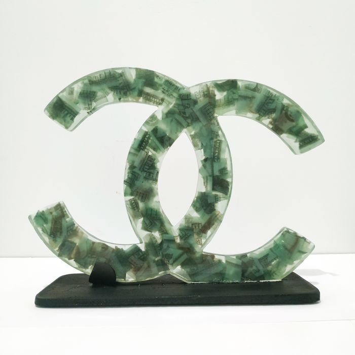 This Is Not A Toy - Chanel Dollars