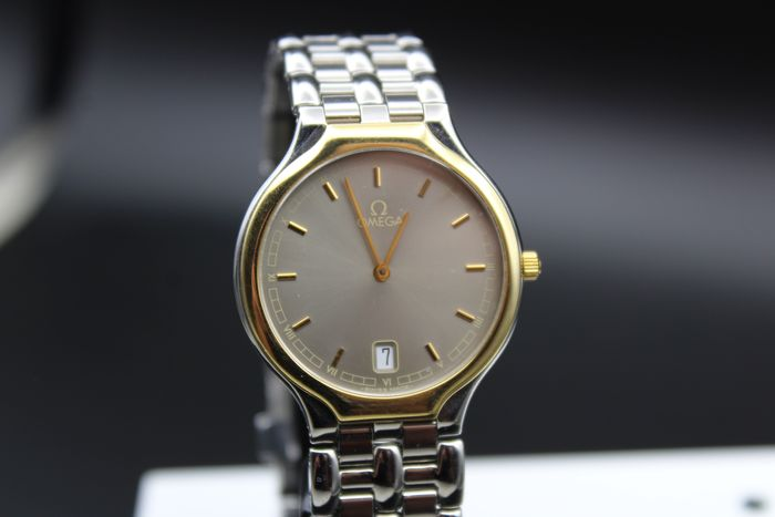 """Omega - Cal 1365 - """"NO RESERVE PRICE"""" - 1960316 - Unisex - 1990-1999"""