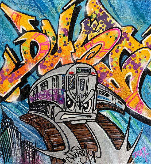 Duster - In The Face Train