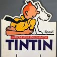 Comics Auction (Hergé / Tintin)