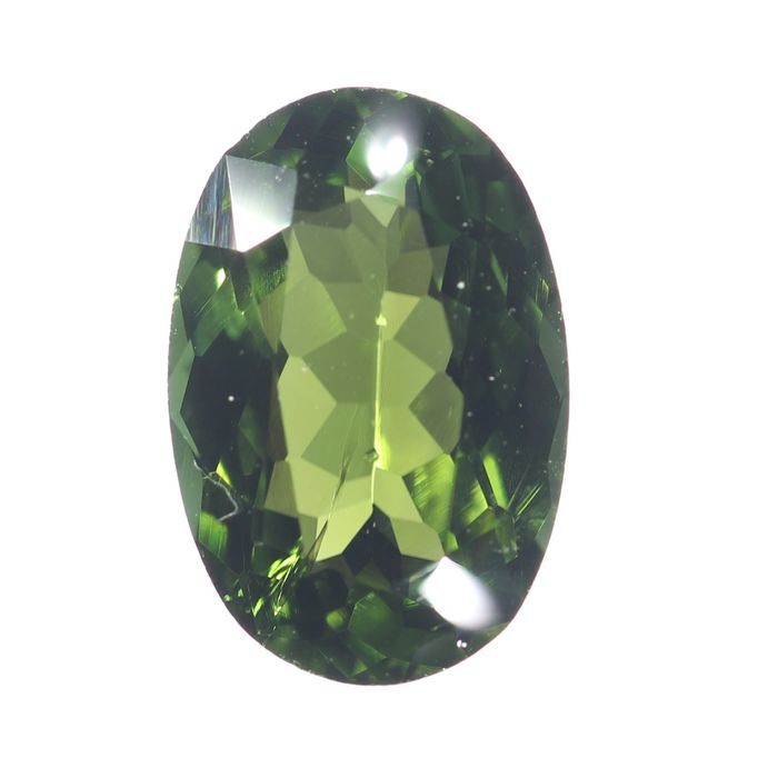 1 pcs Green Tourmaline - 3.49 ct