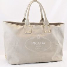Prada - Canvas Tote bag
