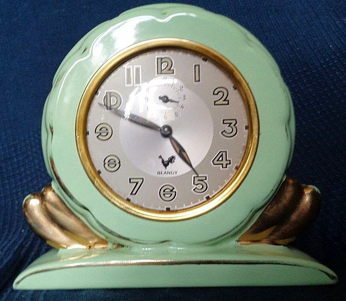 1930s French Clock By Blangy