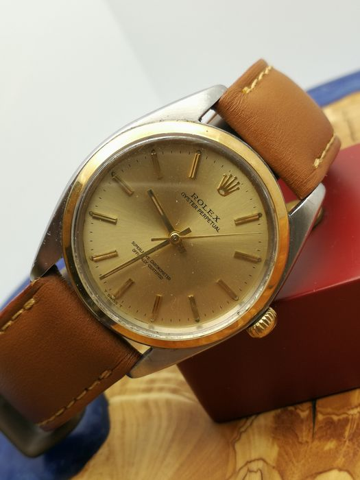 Rolex - Oyster Perpetual - 1008 - Unisex - 1970-1979