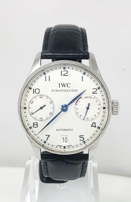 IWC - Portuguese Seven (7) Days - IW500114 - Homme - 2011-aujourd'hui