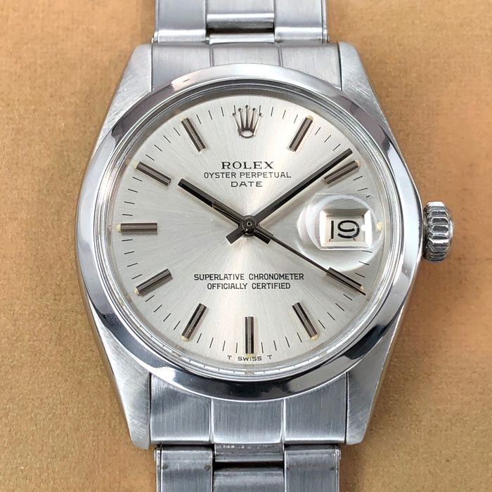 Rolex - Oyster Perpetual Date - 1500 - Unisex - 1970-1979