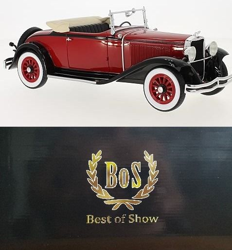 BoS, Best 0f Show - 1:18 - Dodge Eight DG - BOS293,