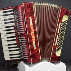 Jupiter - Weltmeister  - Piano accordion - Germany