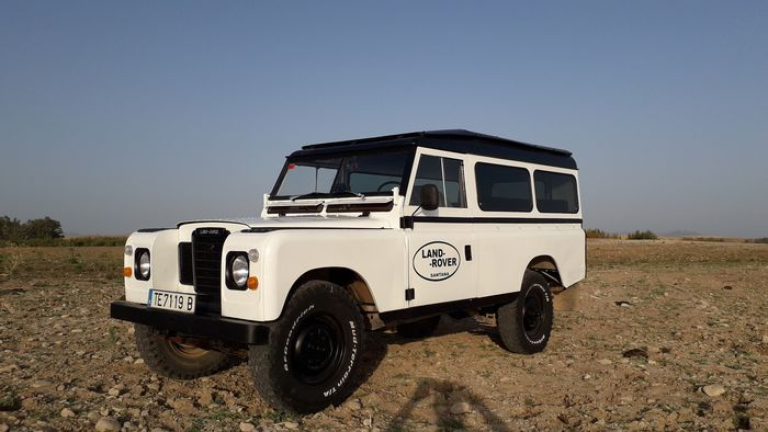 Land Rover - serie III 109 - 1979