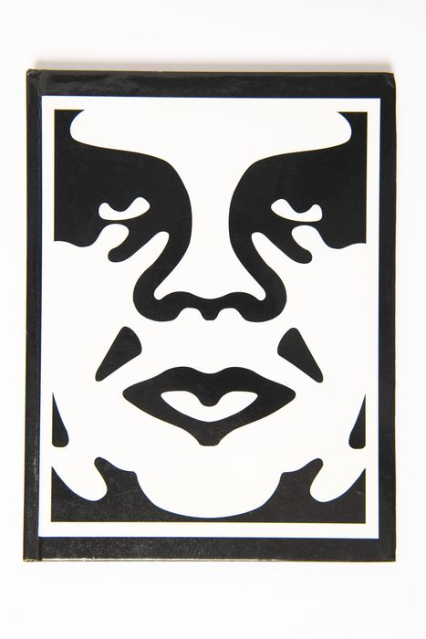 Signed; Shepard Fairey - Obey Giant Project 0001 - 2003