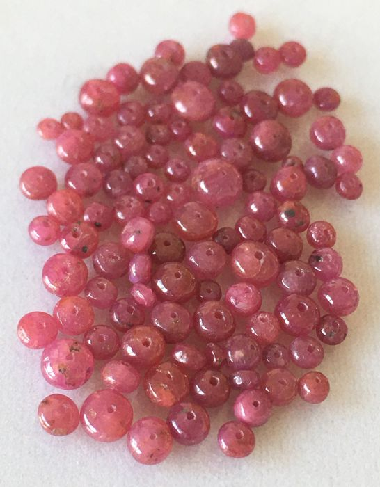 Red Ruby - 52.51 ct