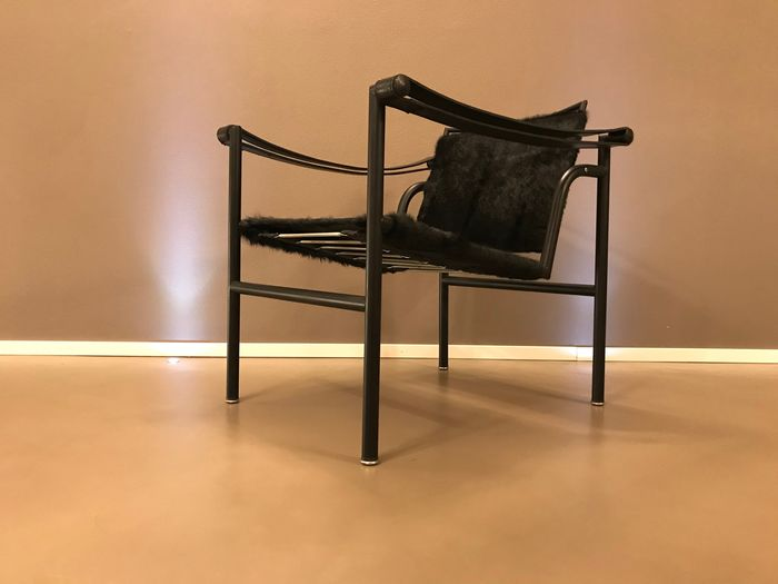 Charlotte Perriand, Le Corbusier, Pierre Jeanneret - Cassina - Armchair - LC1